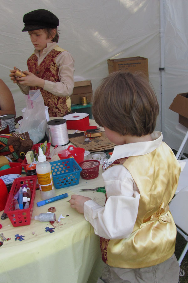 Steampunk Kids Crafts