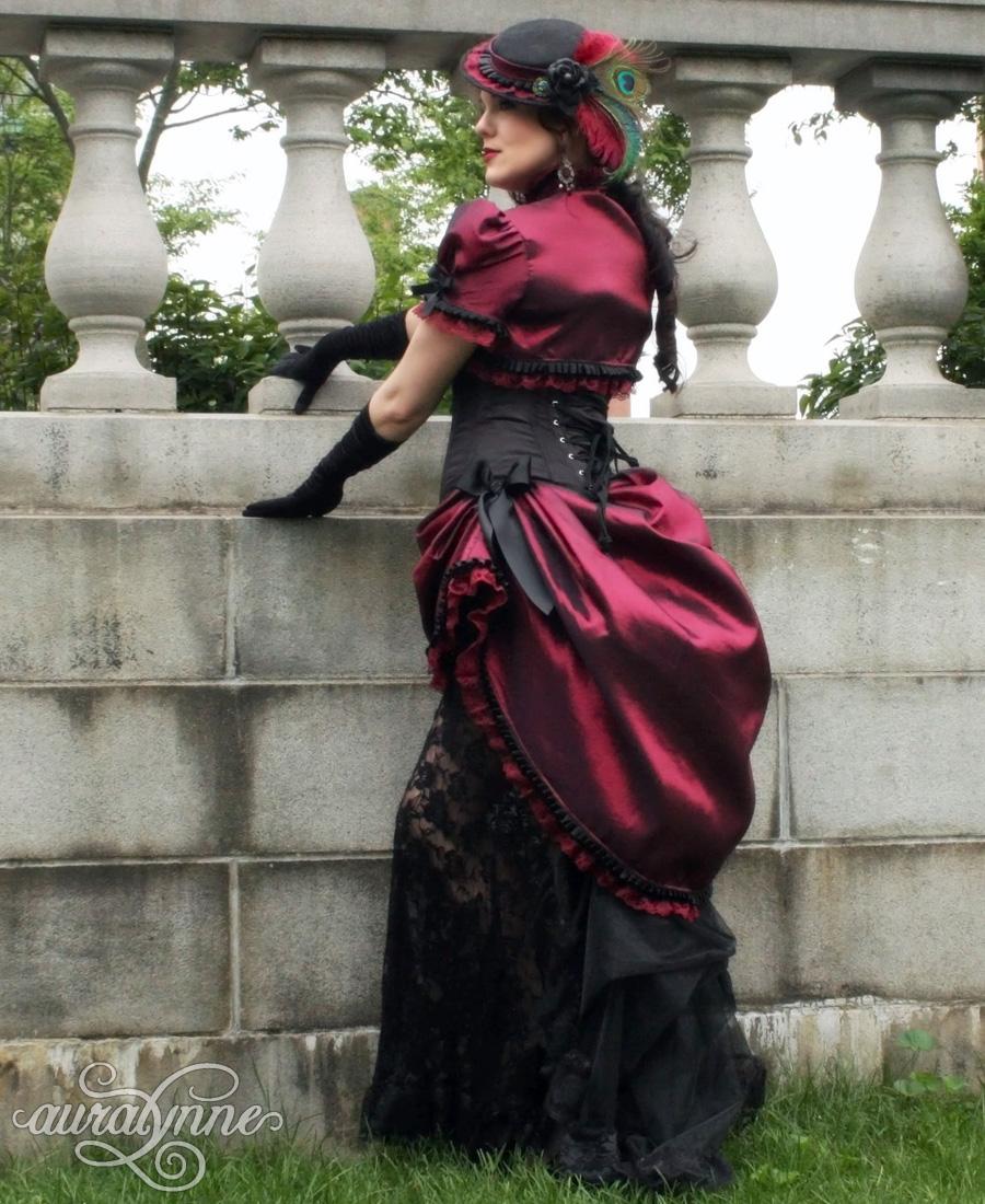 Splendor Steampunk Ball Gown | auralynne
