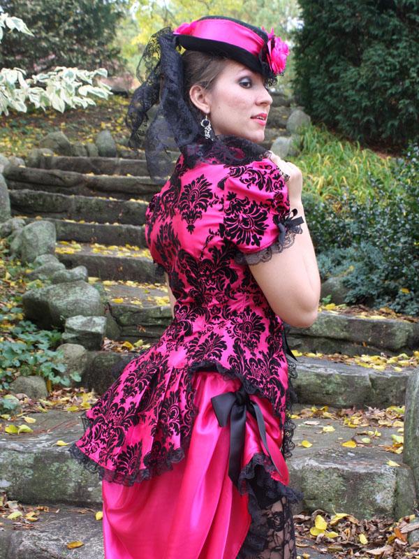 Gothic Tea Gown by auralynne