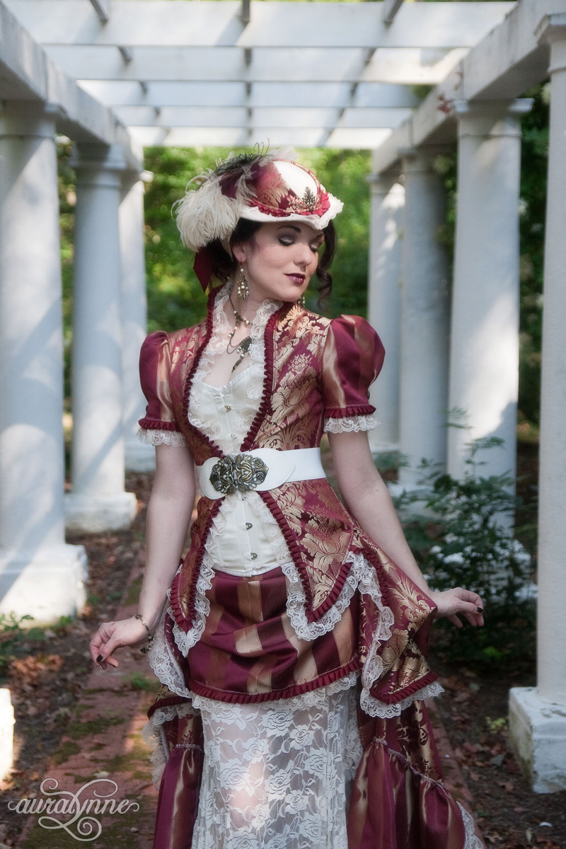 Victorian Dreams Steampunk Wedding Dress | auralynne