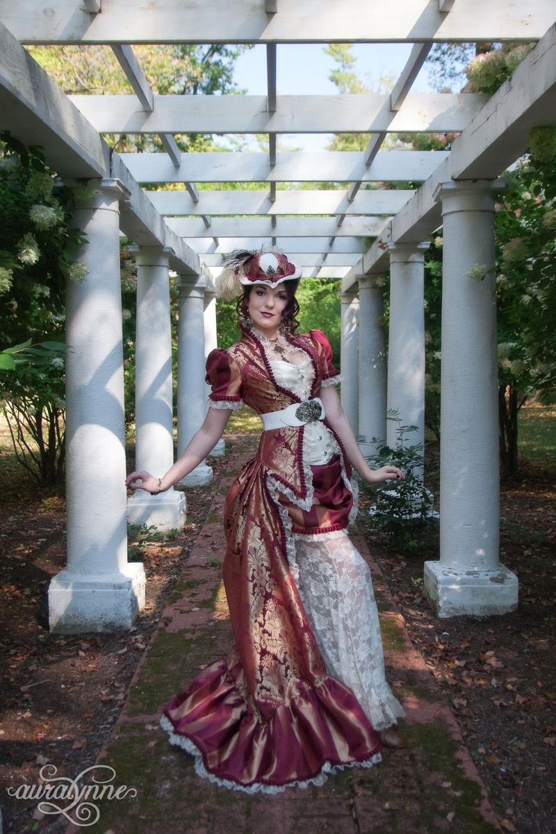 Victorian Dreams Steampunk Wedding Dress | auralynne