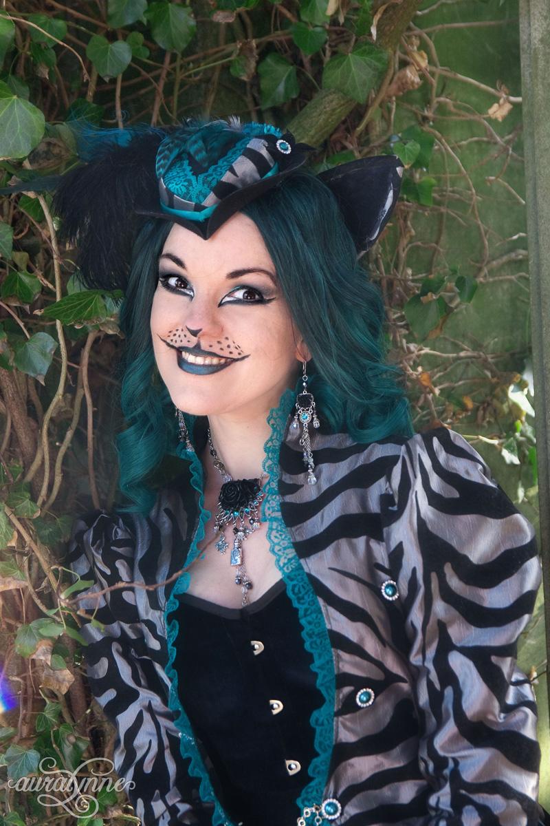 Чеширский кот костюм картинка