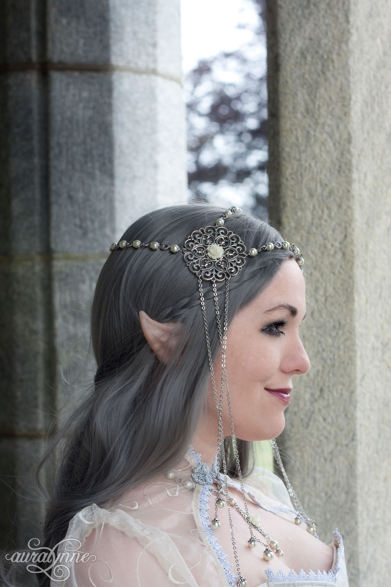 Elven Wedding Headdress
