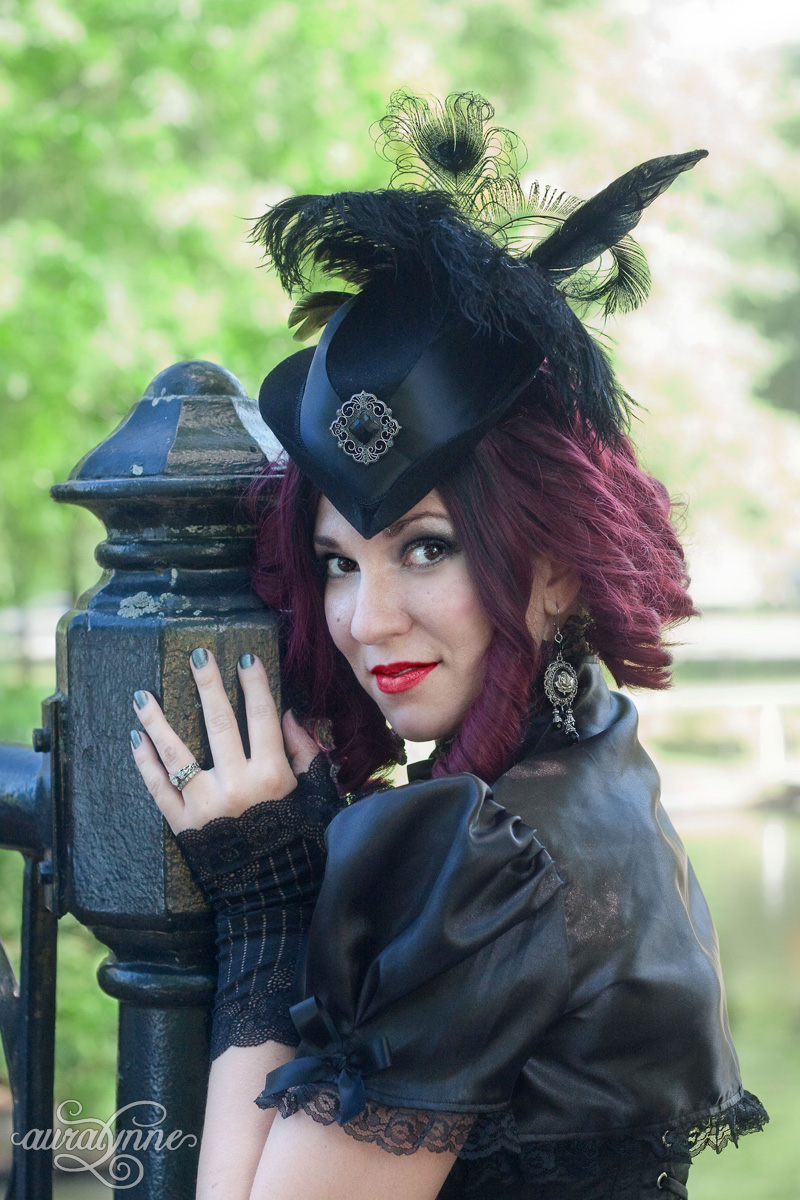 Gothic Steampunk Dress