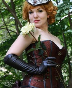Imperial Steampunk Corset