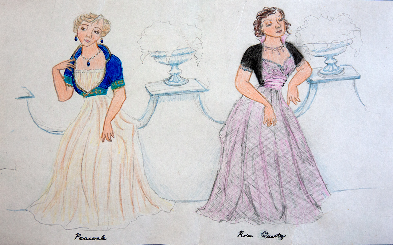Two Regency Ladies