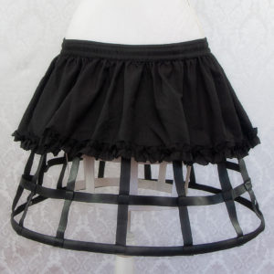 Black Cage Front