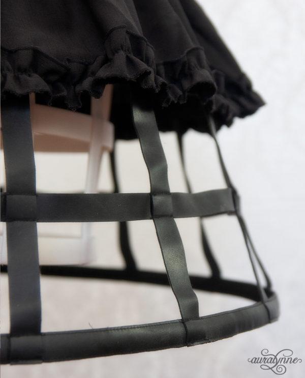 Black Cage Closeup