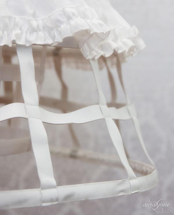 White Cage Closeup