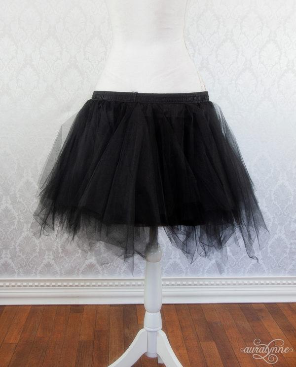 Pixie Petticoat Back