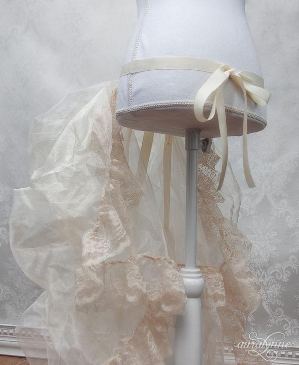 Victorian Bustle Petticoat Ties