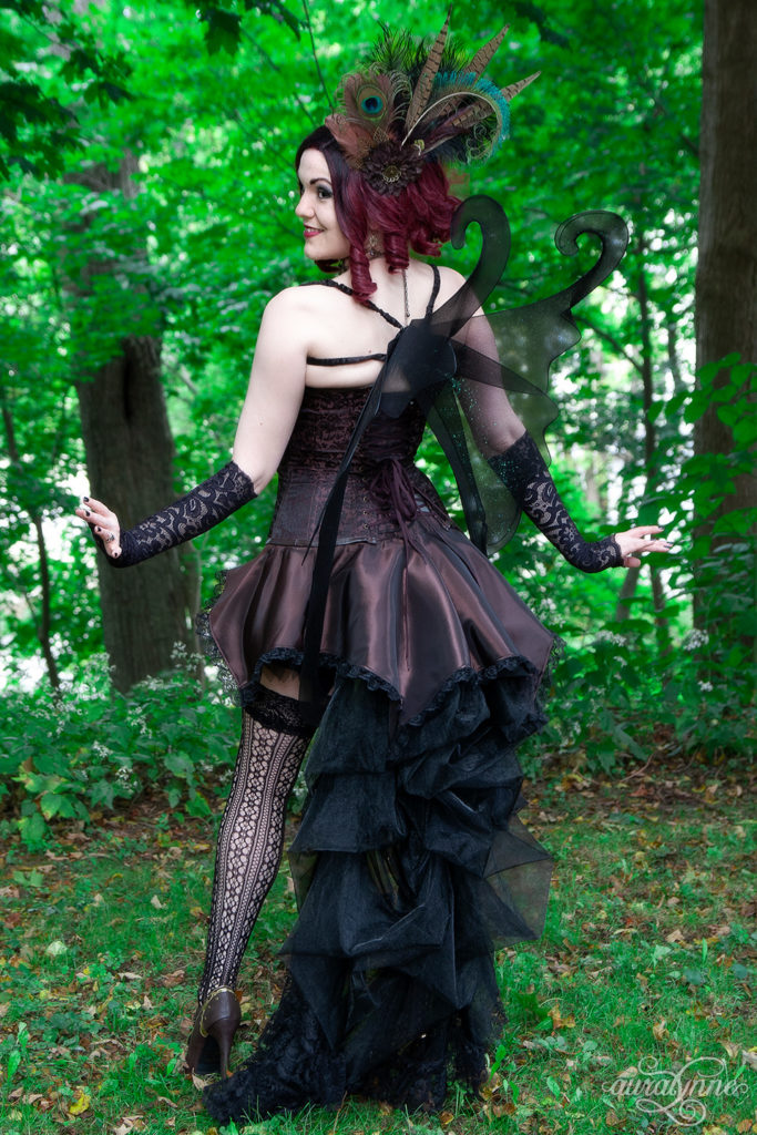 Steampunk Fairy Costume