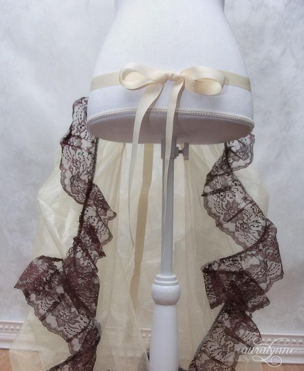 Steampunk Bustle Petticoat Ties