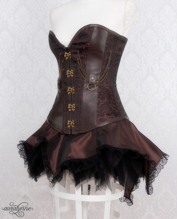 Brown Pixie Fairy Costume